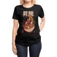 Spicy Shoryu Noodles - womens-regular-tee - small view