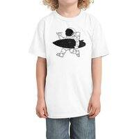 Space Surfer - kids-tee - small view