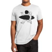 Space Surfer - mens-extra-soft-tee - small view