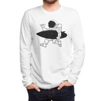 Space Surfer - mens-long-sleeve-tee - small view