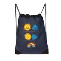 Meteorological Fusion! - drawstring-bag - small view
