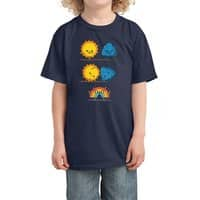 Meteorological Fusion! - kids-tee - small view