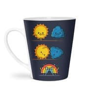 Meteorological Fusion! - latte-mug - small view