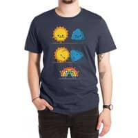 Meteorological Fusion! - mens-extra-soft-tee - small view