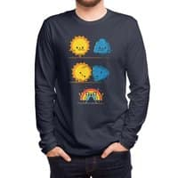 Meteorological Fusion! - mens-long-sleeve-tee - small view