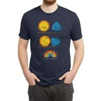 Meteorological Fusion! - mens-triblend-tee - small view