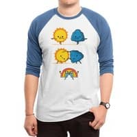 Meteorological Fusion! - triblend-34-sleeve-raglan-tee - small view