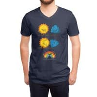 Meteorological Fusion! - vneck - small view