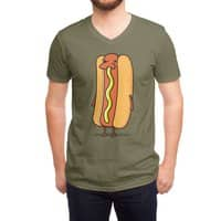 Snot Dog! - vneck - small view