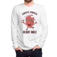 HEART RACE - mens-long-sleeve-tee - small view