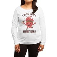 HEART RACE - womens-long-sleeve-terry-scoop - small view