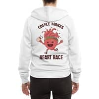 HEART RACE - zipup - small view