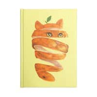 Orange Cat - notebook - small view