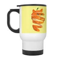 Orange Cat - travel-mug-with-handle - small view