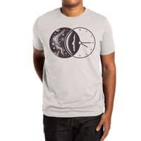 Space and Time - mens-extra-soft-tee - small view