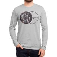 Space and Time - mens-long-sleeve-tee - small view