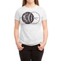 Space and Time - womens-triblend-tee - small view