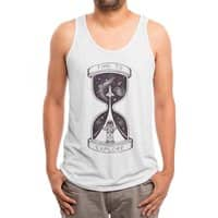 Time to Explore - mens-triblend-tank - small view
