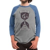 Time to Explore - triblend-34-sleeve-raglan-tee - small view
