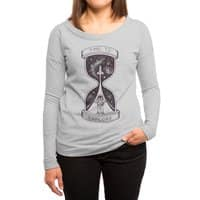 Time to Explore - womens-long-sleeve-terry-scoop - small view