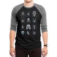 METALHEADS - triblend-34-sleeve-raglan-tee - small view