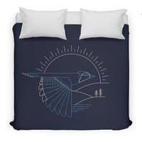 Blue Jay - duvet-cover - small view