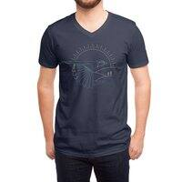 Blue Jay - vneck - small view