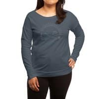 Blue Jay - womens-long-sleeve-terry-scoop - small view