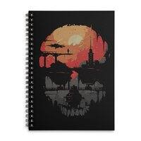 Echo - spiral-notebook - small view