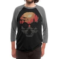 Echo - triblend-34-sleeve-raglan-tee - small view