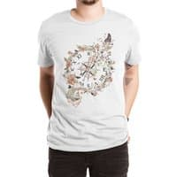 Au Revoir - mens-extra-soft-tee - small view