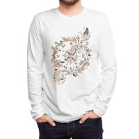 Au Revoir - mens-long-sleeve-tee - small view