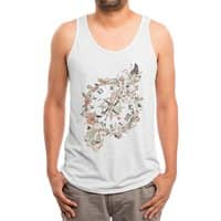 Au Revoir - mens-triblend-tank - small view
