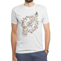 Au Revoir - mens-triblend-tee - small view