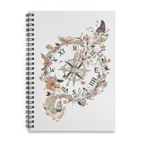 Au Revoir - spiral-notebook - small view