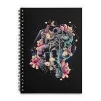 Deep Space - spiral-notebook - small view