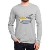 very hot - mens-long-sleeve-tee - small view