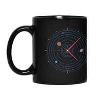 Spacetime* - black-mug - small view