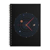 Spacetime* - spiral-notebook - small view