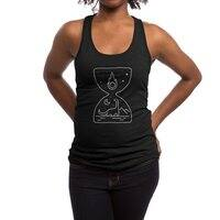 Extinction - womens-racerback-tank - small view