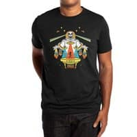 Intergalactic Get Down - mens-extra-soft-tee - small view