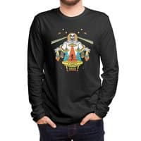 Intergalactic Get Down - mens-long-sleeve-tee - small view