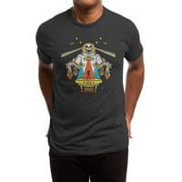 Intergalactic Get Down - mens-triblend-tee - small view