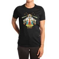 Intergalactic Get Down - womens-extra-soft-tee - small view