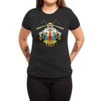 Intergalactic Get Down - womens-triblend-tee - small view