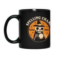 Spelling Champ - black-mug - small view