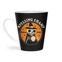 Spelling Champ - latte-mug - small view