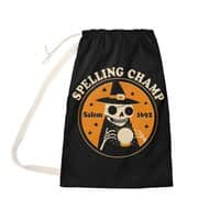 Spelling Champ - laundry-bag - small view