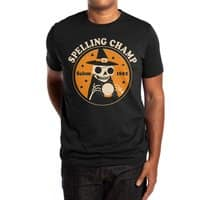 Spelling Champ - mens-extra-soft-tee - small view