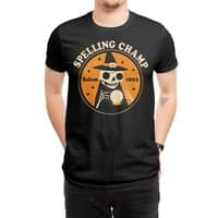 Spelling Champ - mens-regular-tee - small view